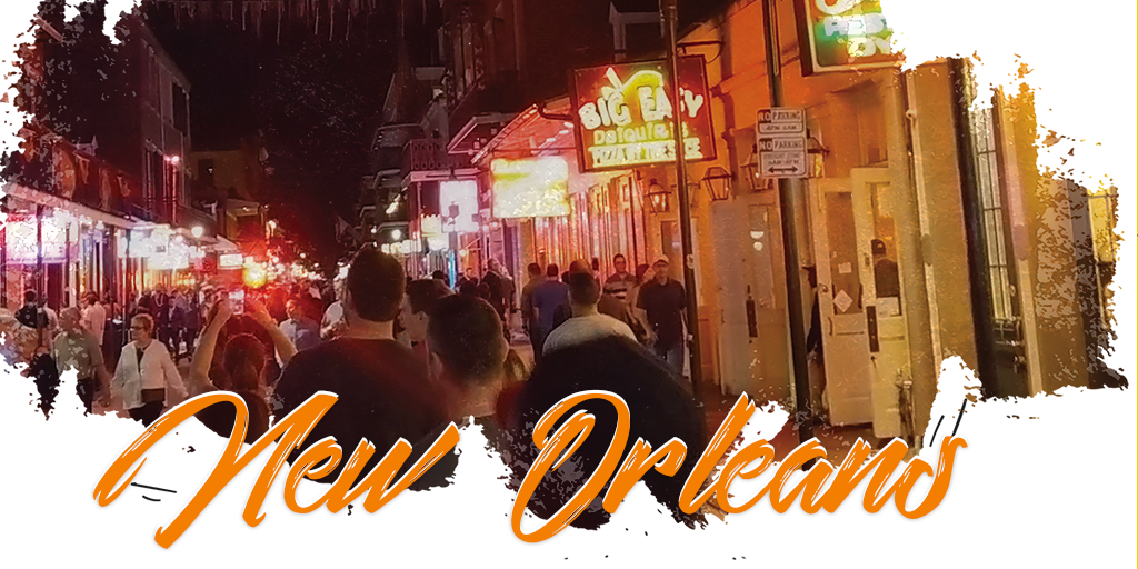 A Weekend In New Orleans