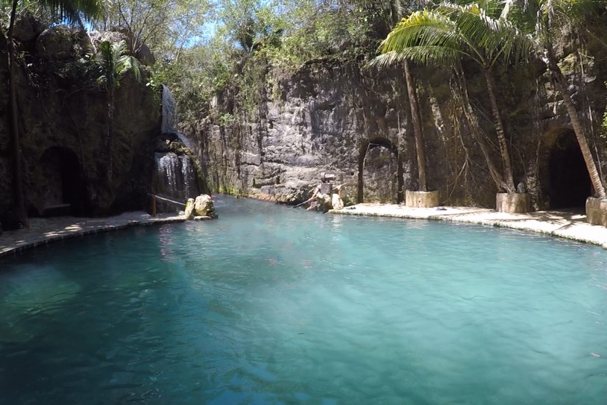 Visiting Xcaret Park in Playa Del Carmen