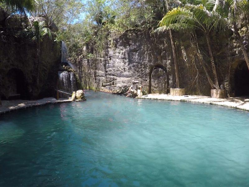 Visiting Xcaret Park in Playa Del Carmen