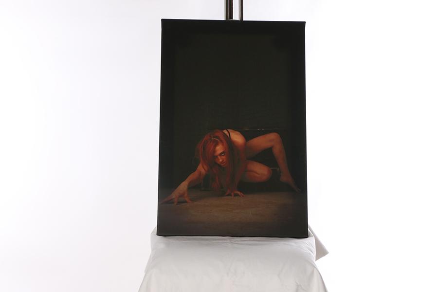 Canvas Print Creepy Crawler 1 of 3 Image