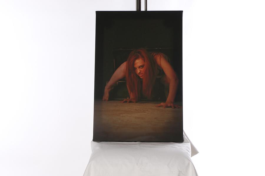 Canvas Print Creepy Crawler 3 of 3 Image