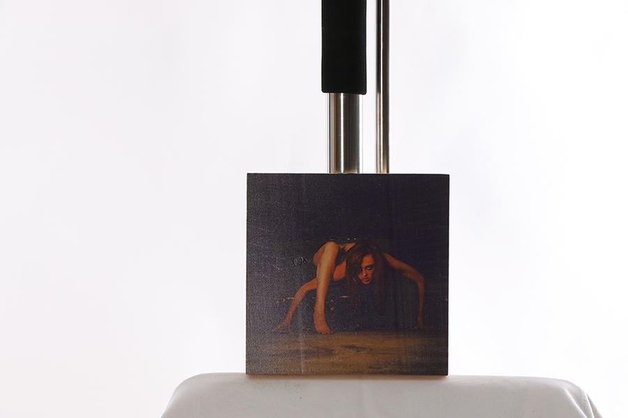 Wood Print Creepy Crawler 1 of 3 Image