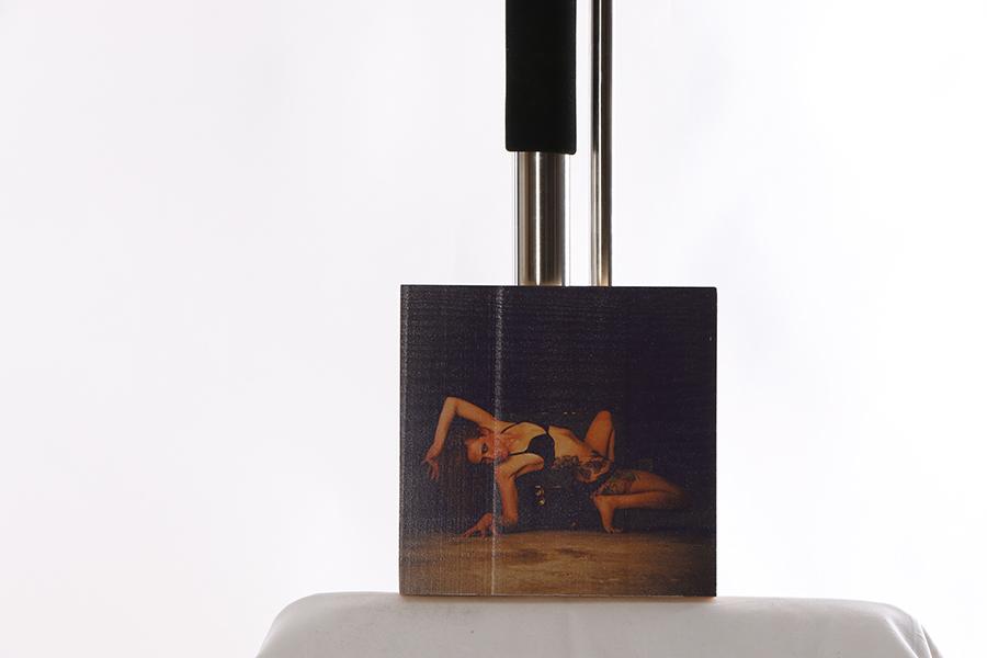 Wood Print Creepy Crawler 2 of 3 Image