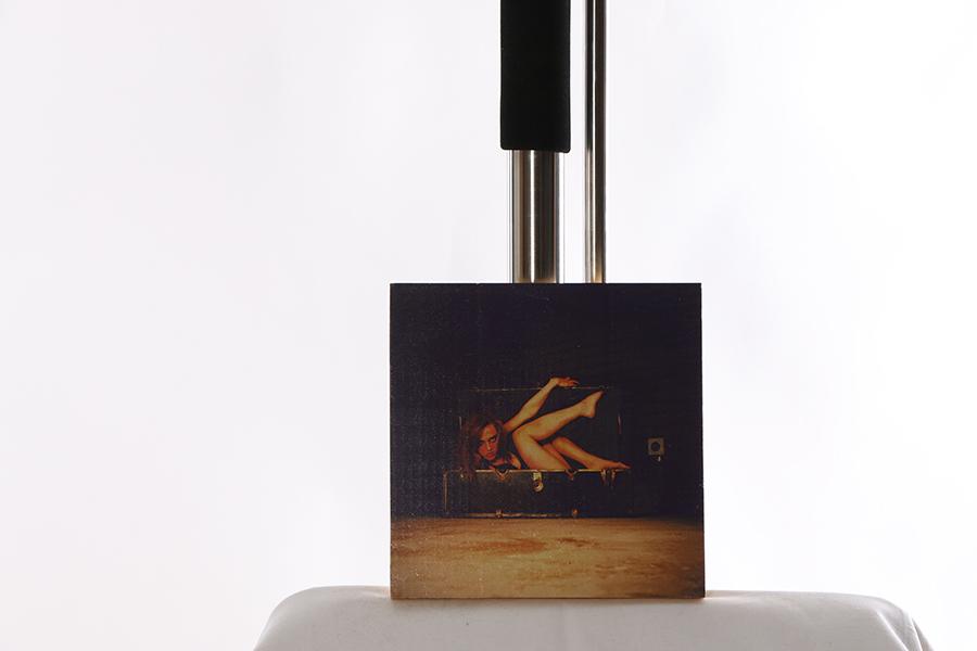 Wood Print Creepy Crawler 3 of 3 Image
