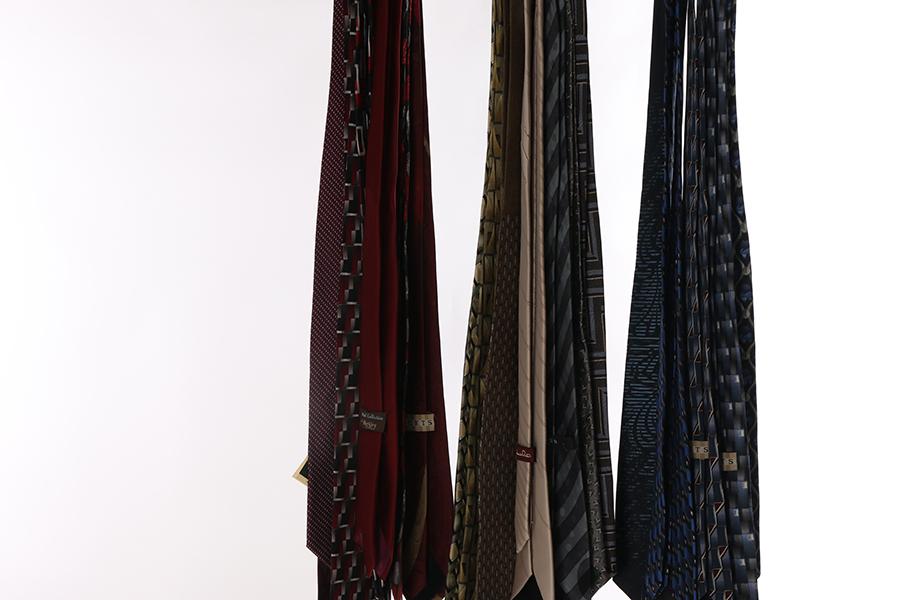 Assortment of Neckties Image