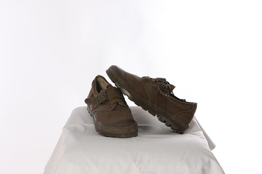 Buckle Shoes Ralph Lauren Polo Image