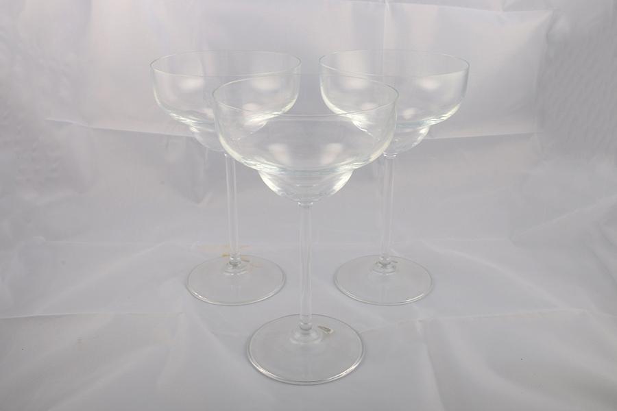 Set of 3 Margarita Glasses Image