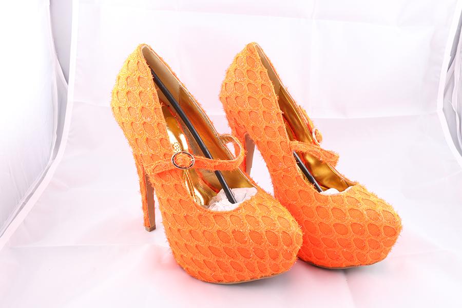 Orange Heels Image