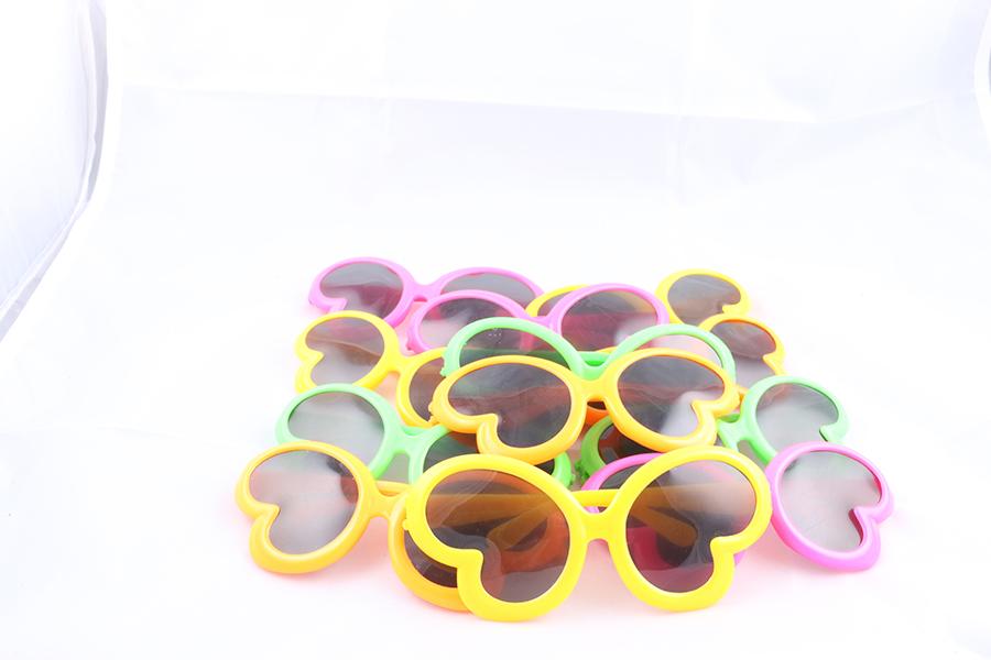 Kids Butterfly Sunglasses Image