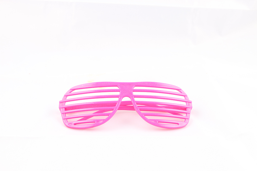 Pink Party Glasses Image