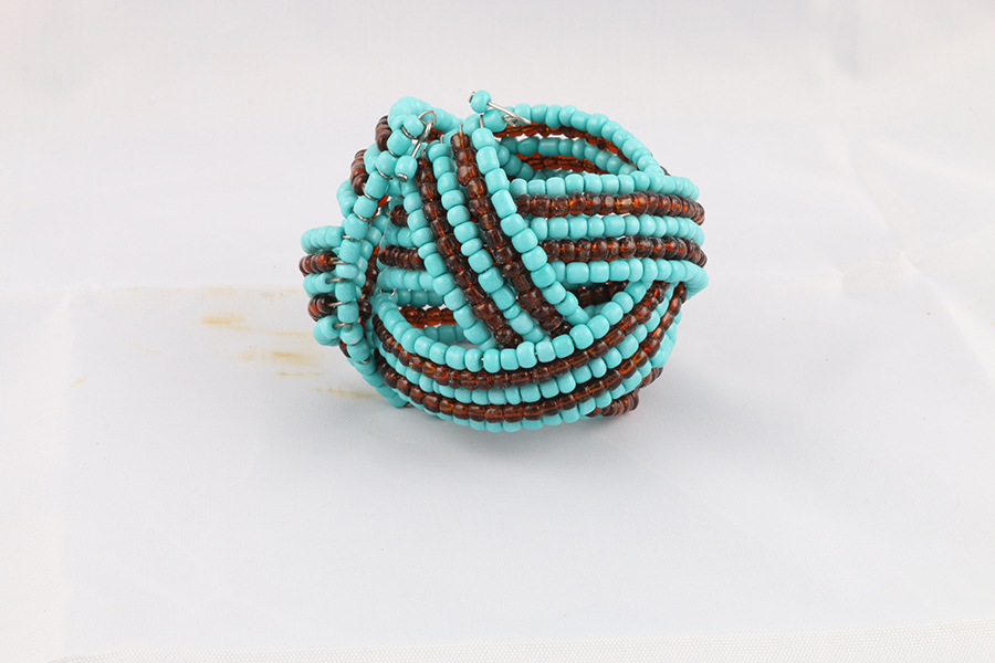 Brown Turquoise Bracelet Image