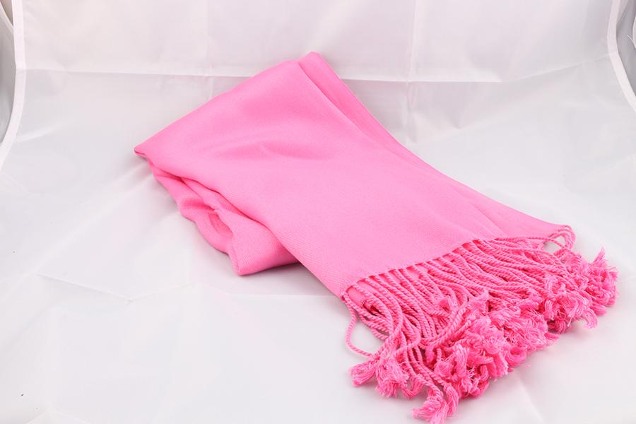 Pink Scarf Image