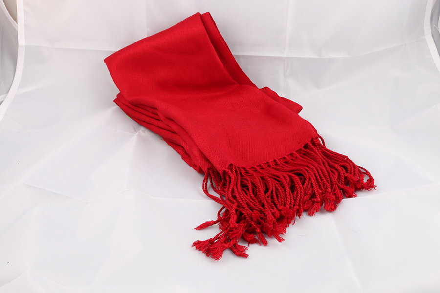 Red Scarf Image