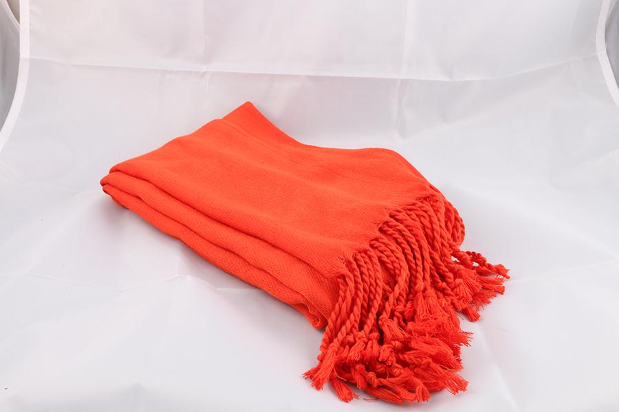 Orange Scarf Image