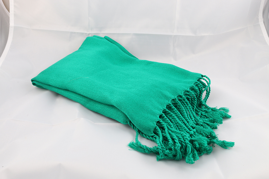 Green Scarf Image