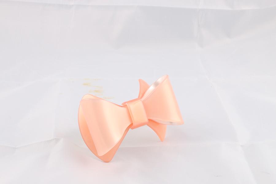 Pink Bow Bangle Image