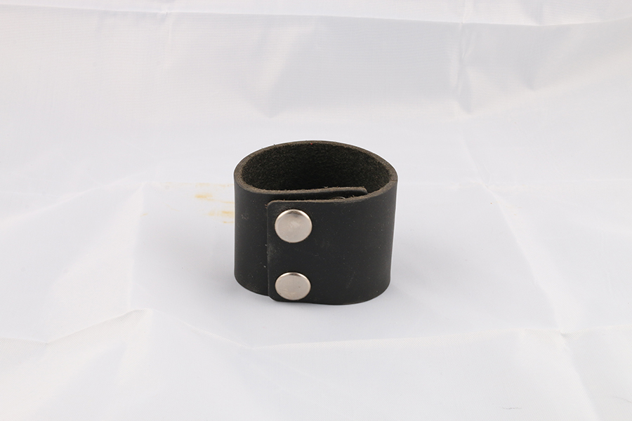 Brown Leather Cuff Image