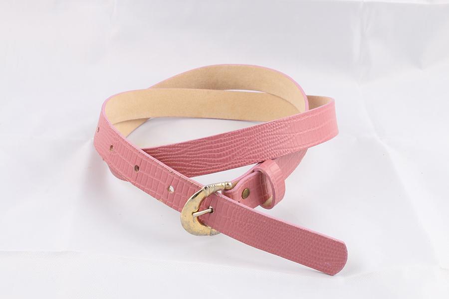 Ladies Pink Belt (1) Image