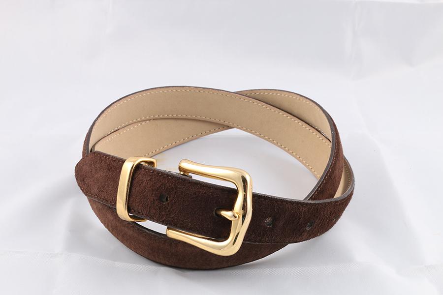 Ladies Brown Belt (1) Image