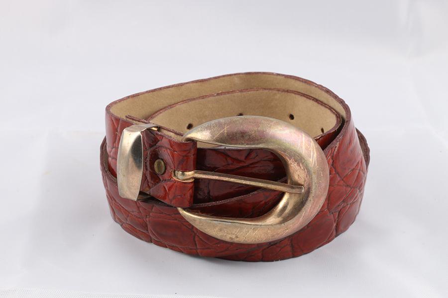 Ladies Brown Belt (2) Image