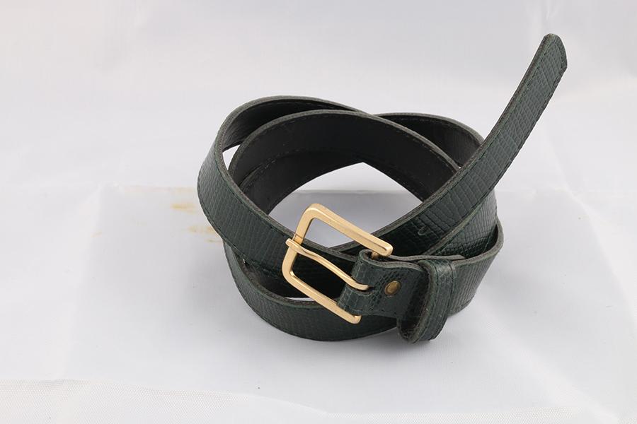 Ladies Green Belt Image