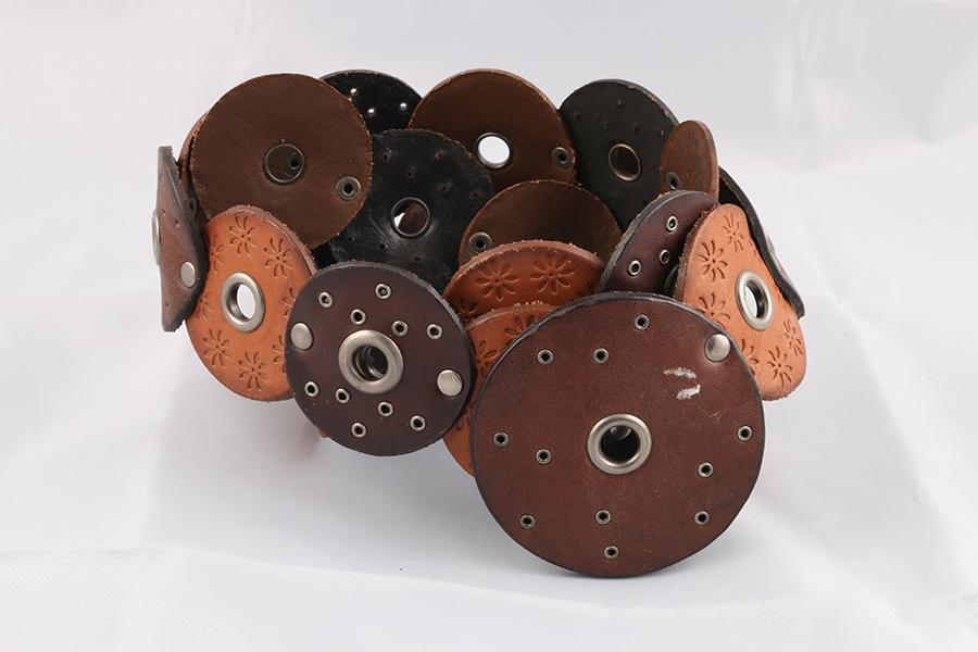 Ladies Multi Brown Belt Image