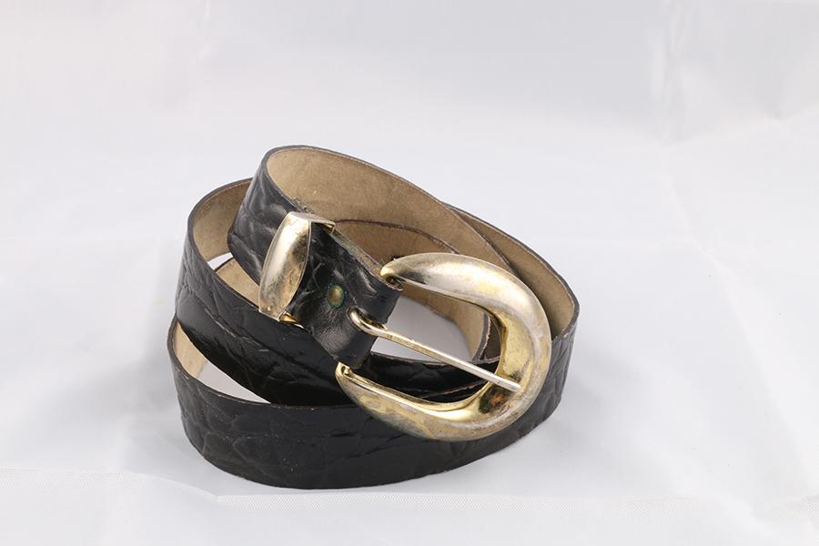 Ladies Black Belt (1) Image