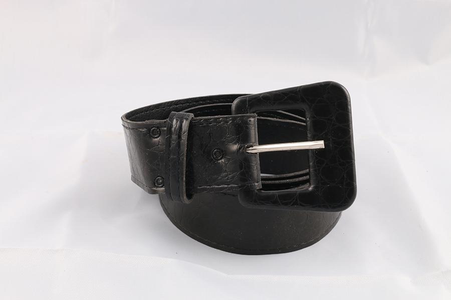 Ladies Black Belt (3) Image