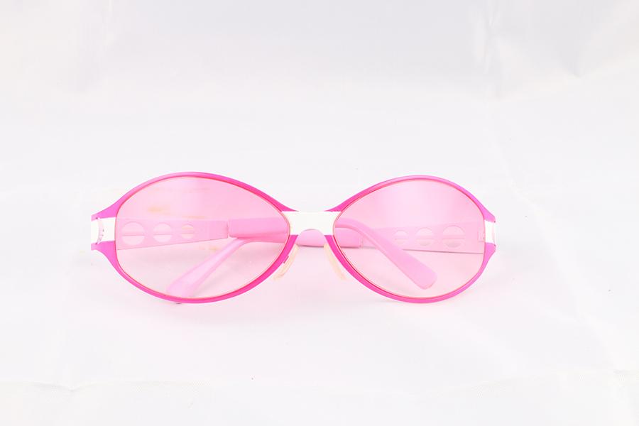 Pink Barbie Glasses Image
