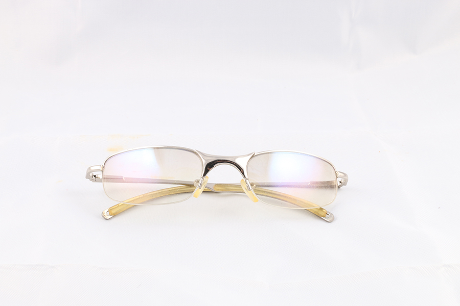 Clear Lens Wire Frame Glasses Image