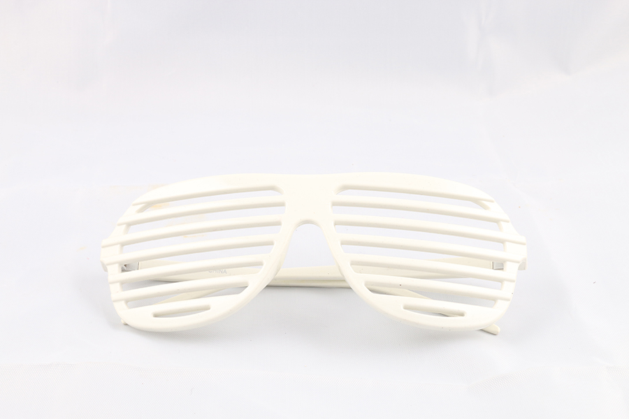 White Party Glasses Image