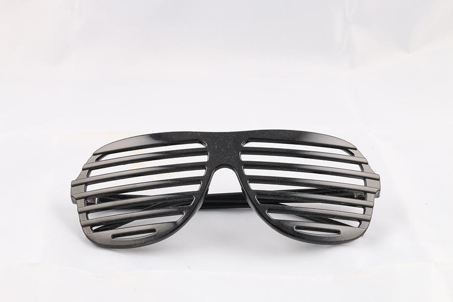Black Party Glasses Image