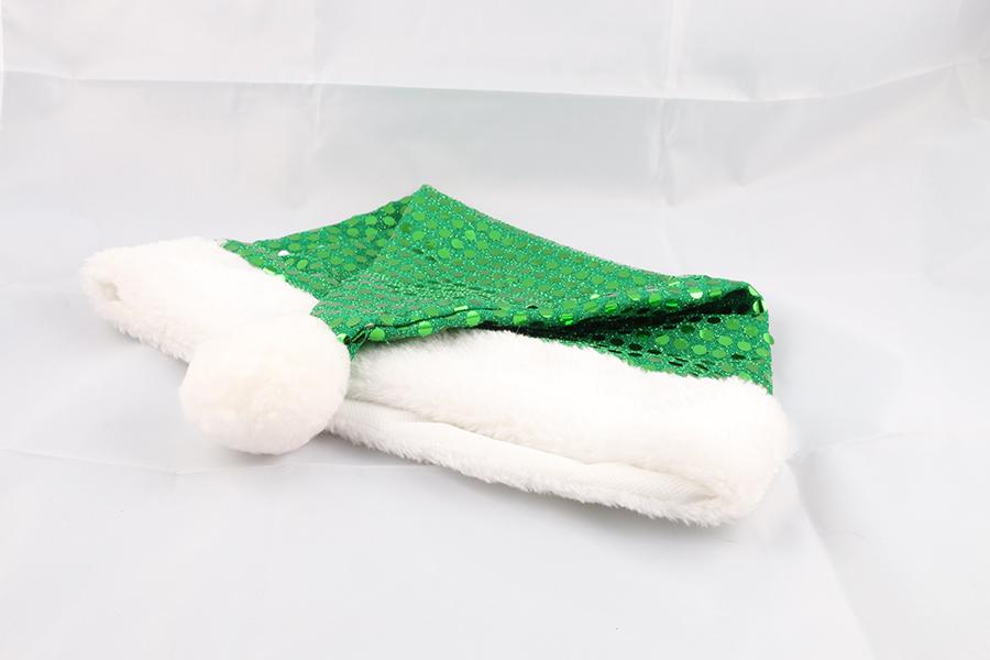 Green Santa Hat Image