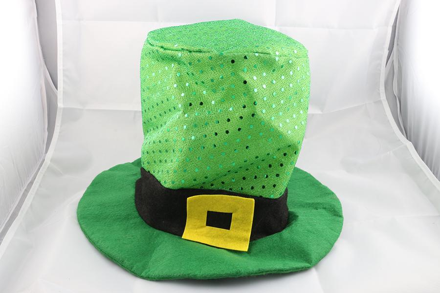 Green St. Patrick