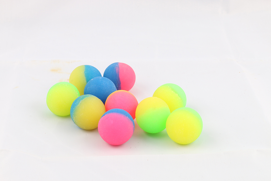 Rubber Bouncy Balls Image