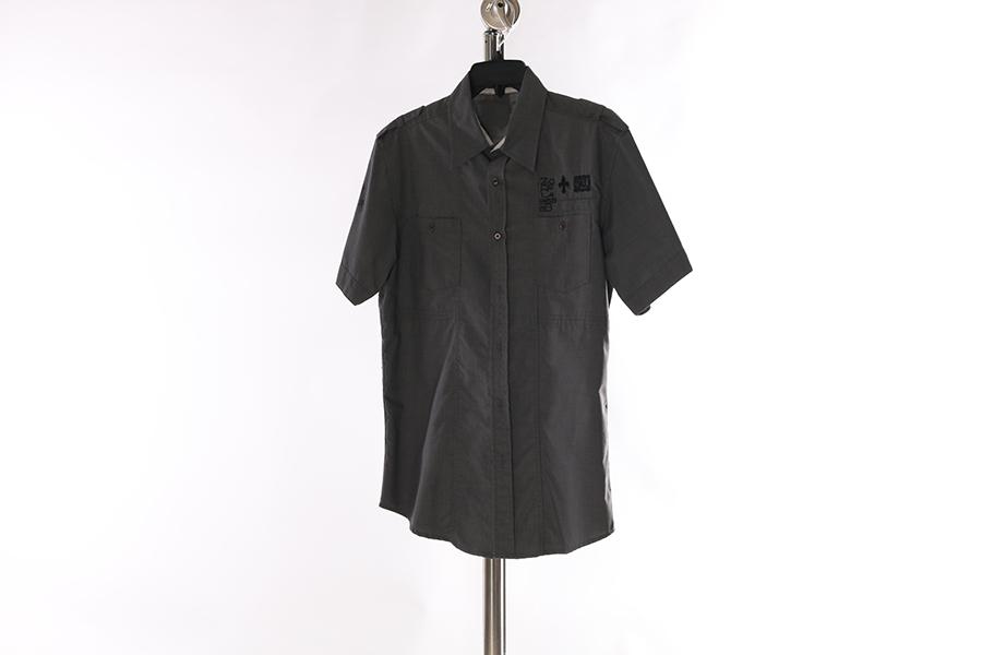 Gray Untouchable Shirt Image