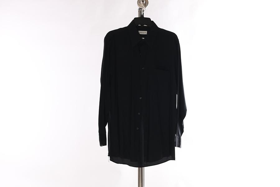 Black Van Heusen Shirt Image
