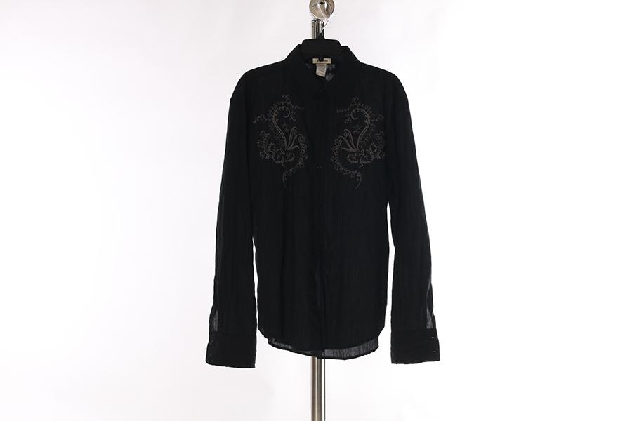 Black Pop Icon Shirt Image