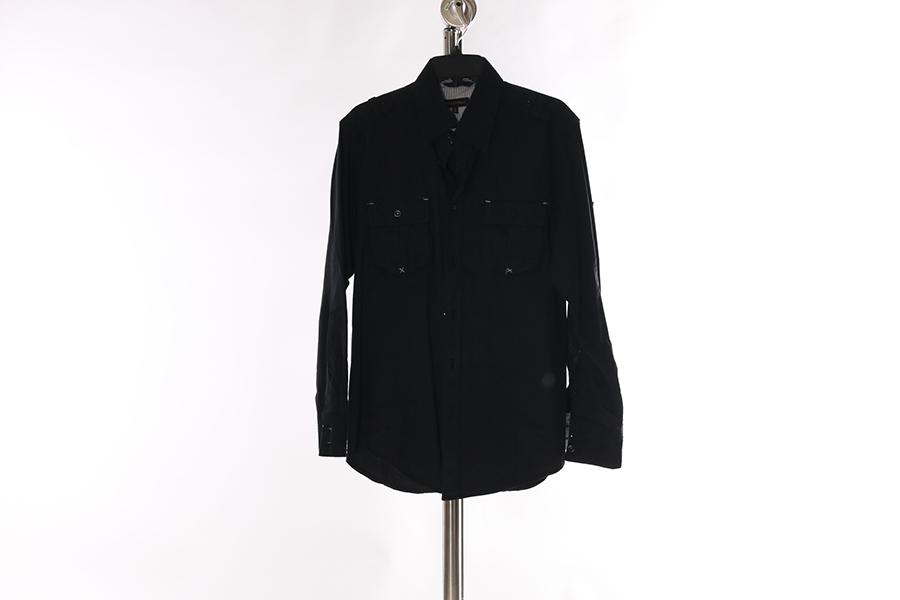 Black Untouchable Shirt Image