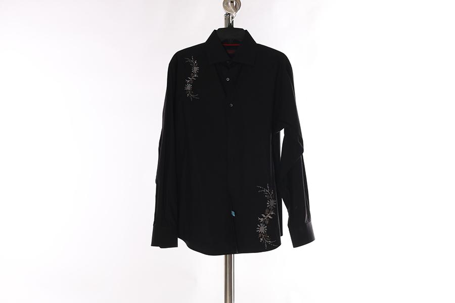 Black ConTigo Shirt Image