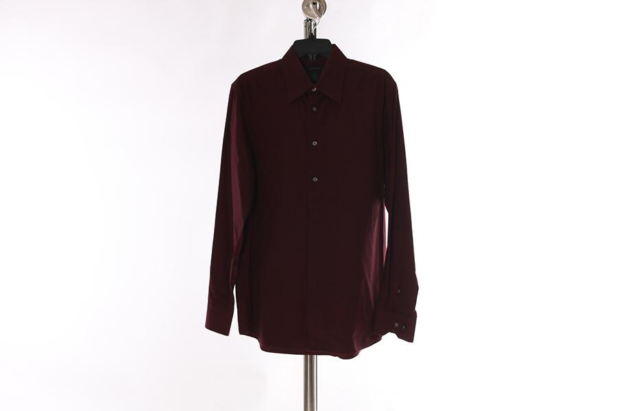Burgundy Express Shirt Image