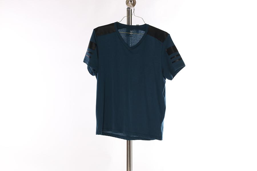 Blue-Green Black INC Shirt Image