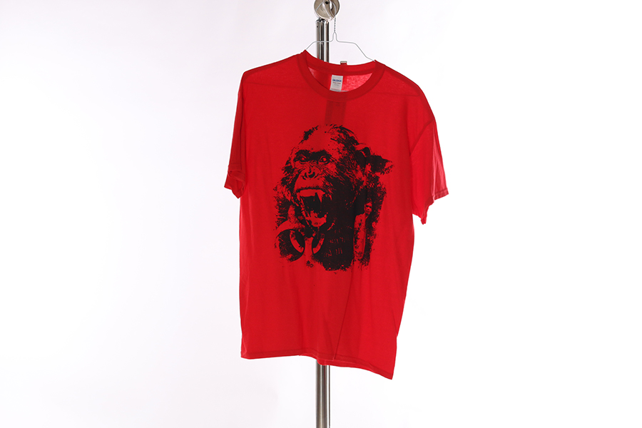 Red Ape T-Shirt Image
