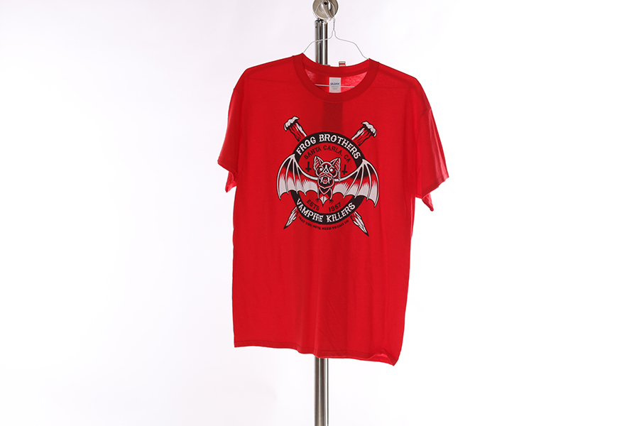 Red Frog Brothers T-Shirt Image