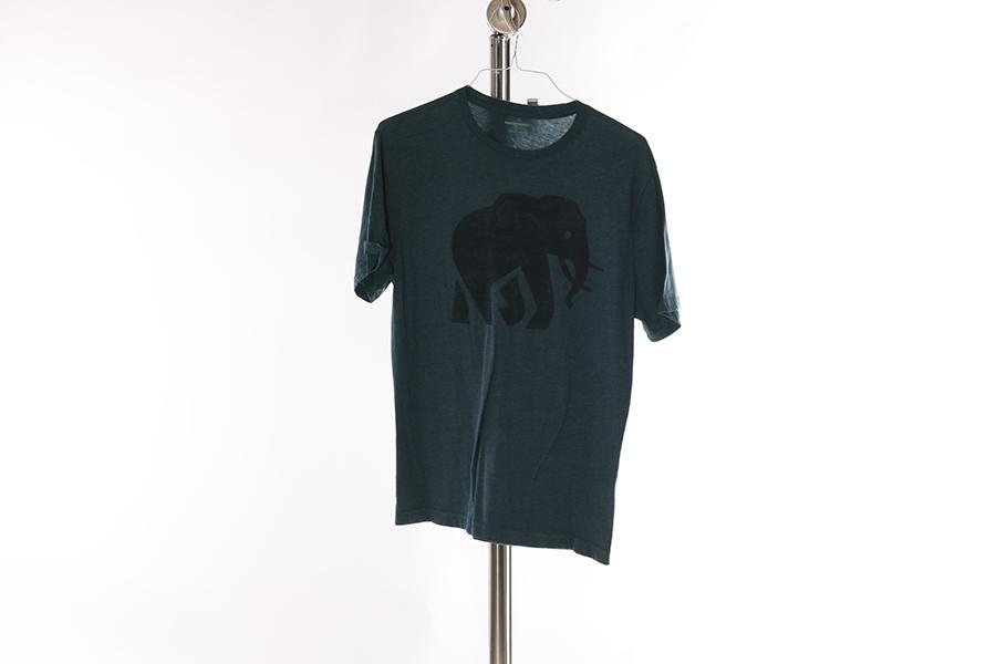 Blue Elephant Republic T-Shirt Image