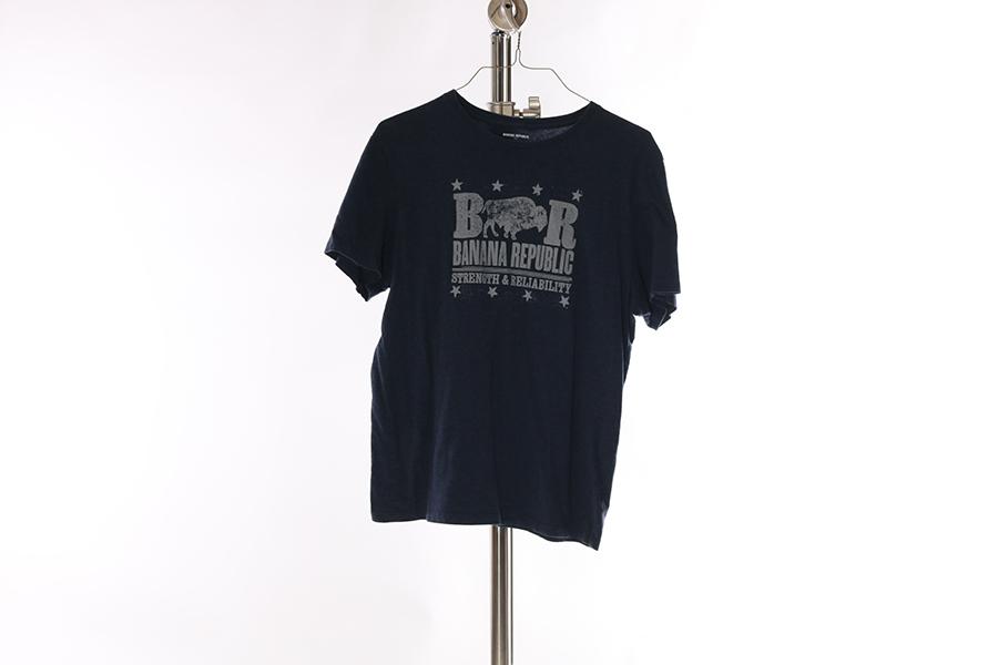 Blue Boar Banana Republic T-Shirt Image