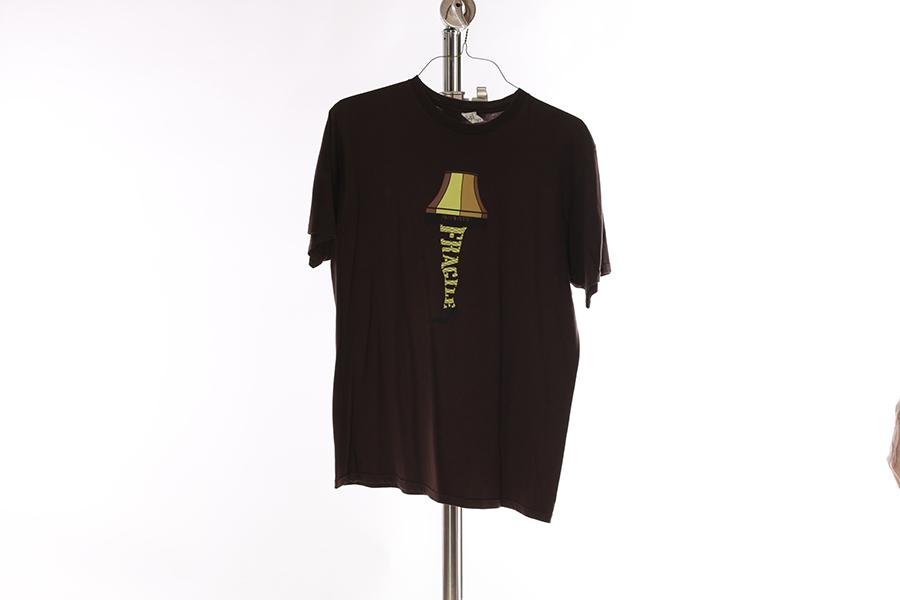Brown Fragile T-Shirt Image