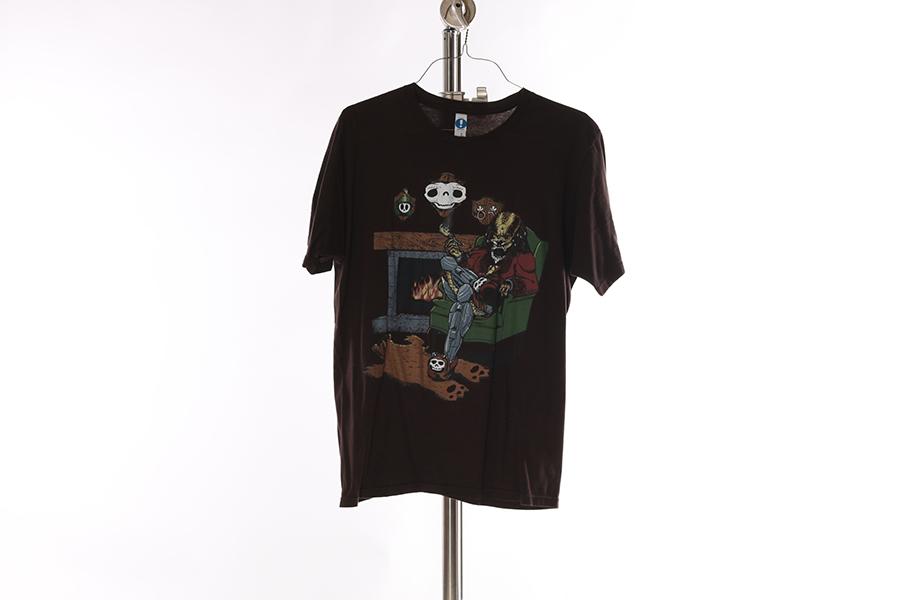 Brown Predator T-Shirt Image