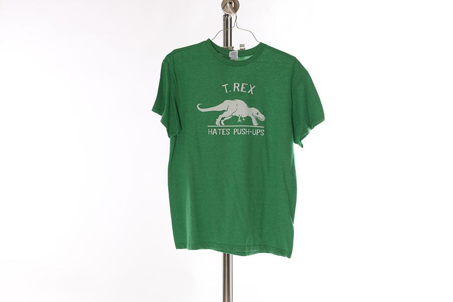 Green T Rex T-Shirts Image