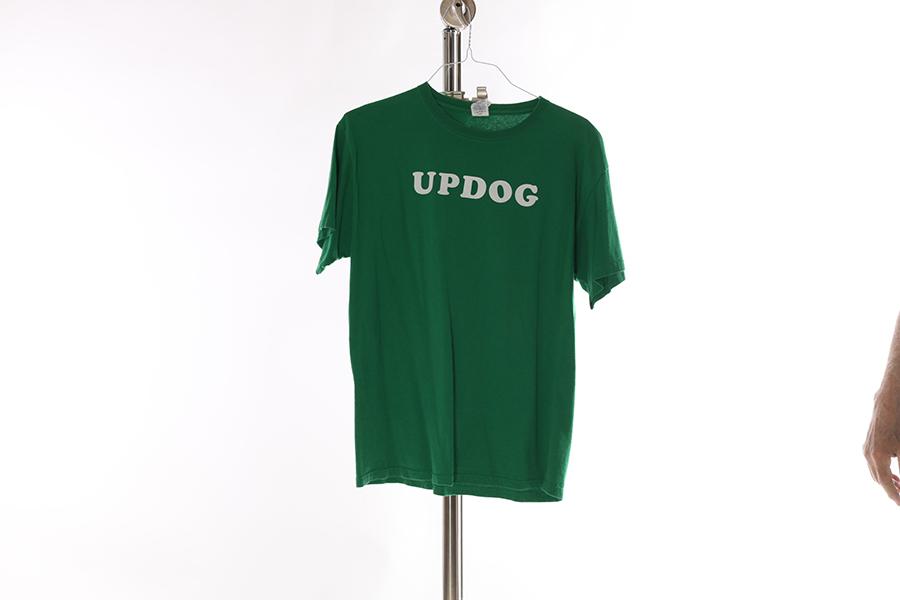 Green Updog T-Shirt Image